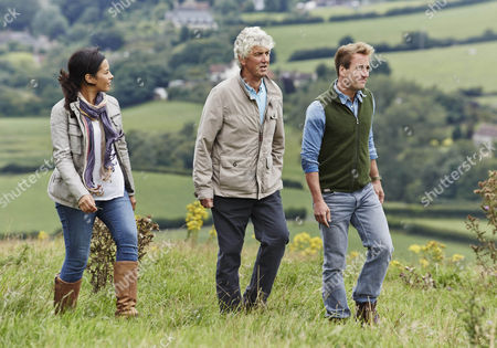 Editorial image of 'Countrywise' TV Programme, Britain - Oct 2015