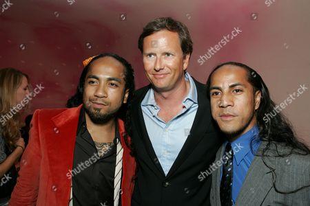 Richmond Talauega, Michael Burns & Tone Talauega