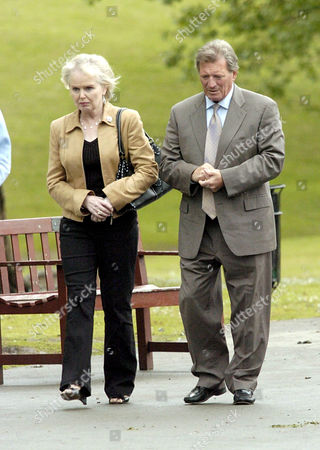 Stock Picture of Patricia Brake and Johnny Briggs