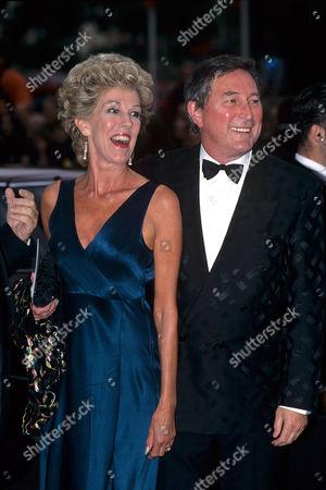 Sue Nicholls and Mark Eden - 1995