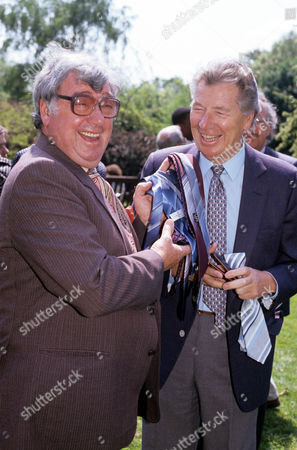 Frank Carson and Max Bygraves