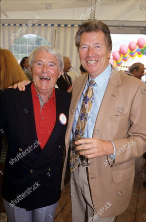 Ernie Wise and Max Bygraves