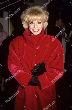 Stock Photo of Julee Cruise at the Brit Awards, London, Britain - 1991
