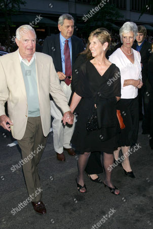 TOM CRUISE'S PARENTS WITH MARTY AND KATHLEEN HOLMES BEHIND THEM