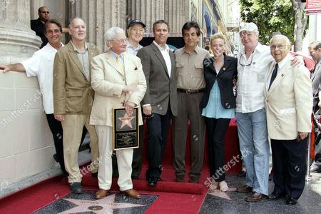 Werner Herzog, Roger Ebert, Haskell Wexler, Joe Mantegna, Virginia Madsen, Scott Wilson and Johnny Grant