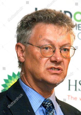 Allan Jones, head of the London Climate Change Agency