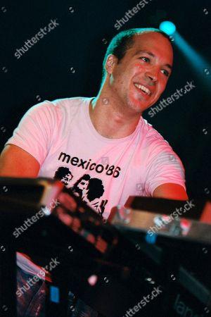 Editorial picture of WIRELESS FESTIVAL, HYDE PARK, LONDON, BRITAIN - 25 JUN 2005