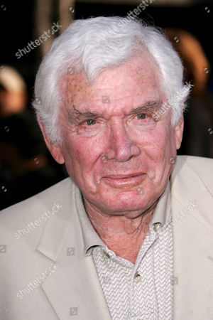Stock Photo of Gene Barry