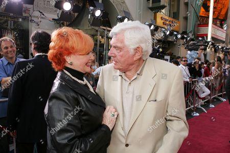 Ann Robinson and Gene Barry