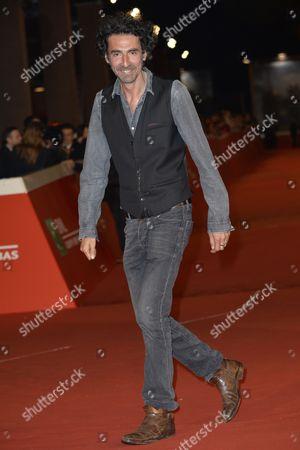 Editorial picture of 'Les Rois du Monde' premiere, Rome Film Festival, Italy - 19 Oct 2015