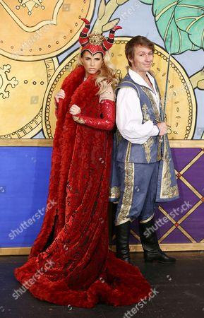 Katie Price and Ben Faulks