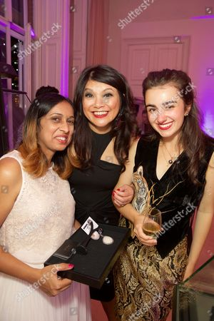 Editorial picture of 10 years of MENASA creativity, Kent House, London, Britain - 10 Oct 2015