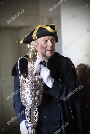 Stock Picture of Dennis Price
