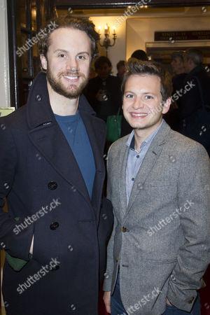 Jeremy Taylor and Sam Lupton