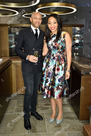 Editorial picture of Cocktail and reception to celebrate the launch of Nanny & Butler, London, Britain - 20 Oct 2015