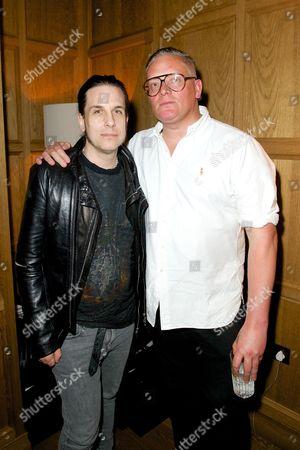Todd Lynn and Giles Deacon