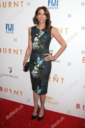 Editorial picture of 'Burnt' film premiere, New York, America - 20 Oct 2015