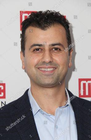 Stock Image of Daoud Heidami