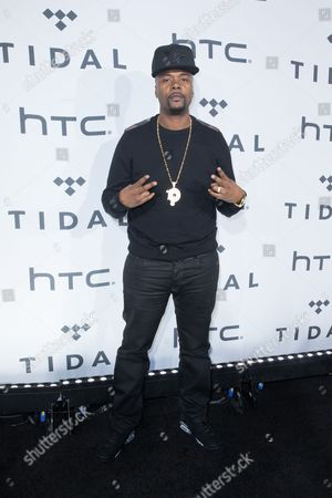 Editorial image of TIDAL X: 1020 Amplified by HTC event, New York, America - 20 Oct 2015
