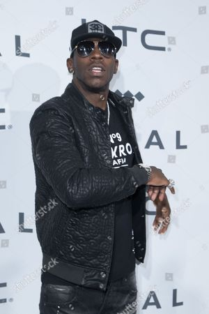 Stock Photo of Young Dro