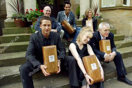 Editorial picture of THE BOWMORE SCOTTISH SCREEN AWARDS 2005, GLASGOW, SCOTLAND - 28 JUN 2005