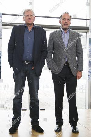 Director Robert Zemeckis and producer Jack Rapke