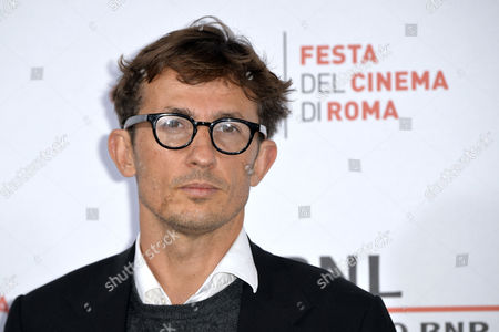 The director Tao Ruspoli
