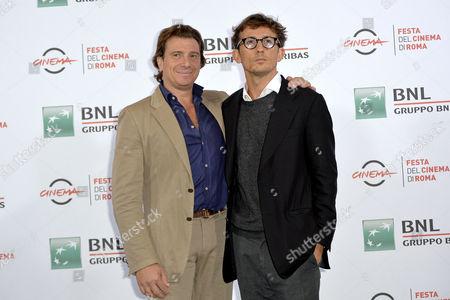 Giancarlo Canavesio and Tao Ruspoli