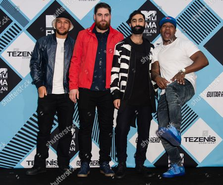 Rudimental - Kesi Dryden, Piers Agget, Amir Amor, DJ Locksmith