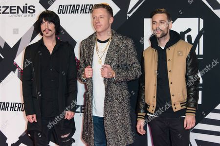 Editorial photo of MTV Europe Music Awards, Milan, Italy - 25 Oct 2015 REXASSIGN