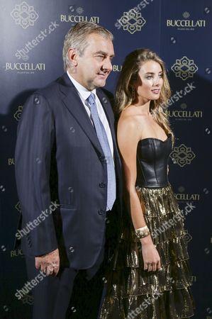 Andrea Buccellati and Lucrezia Buccellati