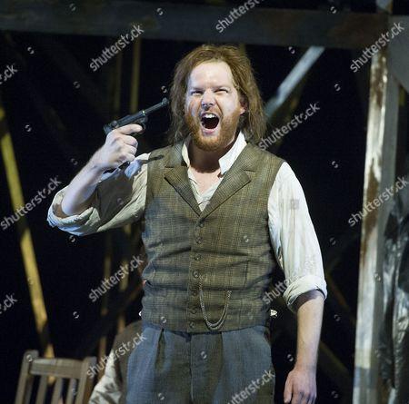 Stock Picture of David Shipley as Arthur