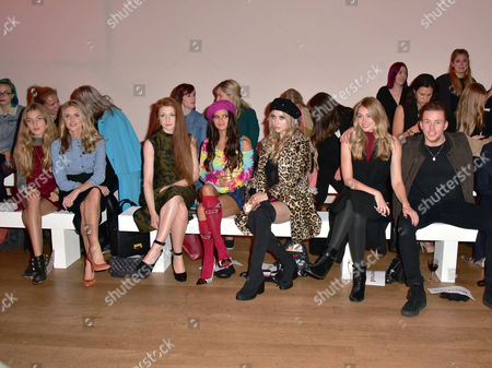 Freya Air Aspinall, Donna Air, Nicola Roberts, Bip Ling, Liz Y2K, Georgia Horsley, Danny Jones