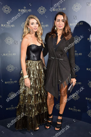 Editorial picture of Buccellati Opera Collection launch party, Spencer House, London, Britain - 21 Oct 2015