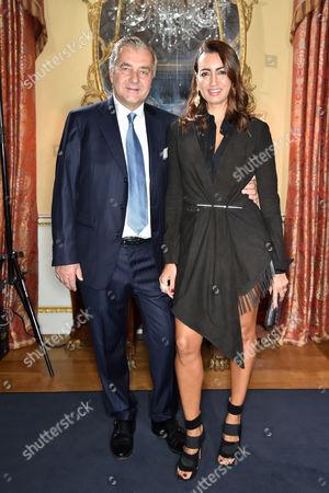 Andrea Buccellati and Maria Buccellati