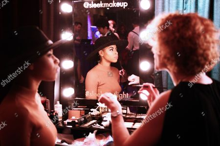 Stock Picture of Amira McCarthy from Neon Jungle