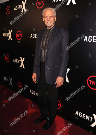 Editorial photo of 'Agent X' TV series premiere, Los Angeles, America - 20 Oct 2015