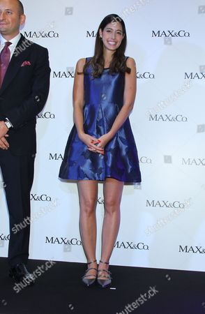 Editorial image of MAX&Co. event, Tokyo, Japan - 21 Oct 2015