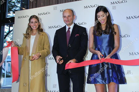 Editorial photo of MAX&Co. event, Tokyo, Japan - 21 Oct 2015