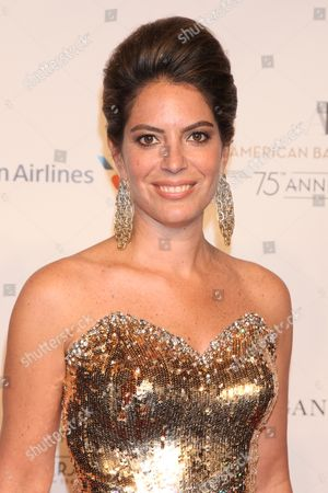 Stock Photo of Nicole DiCocco