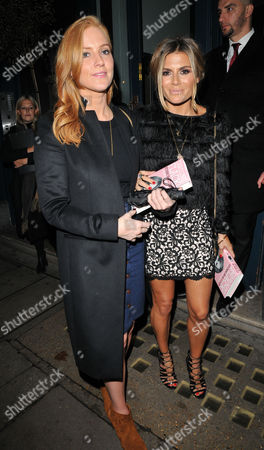Sarah-Jane Mee and Zoe Hardman