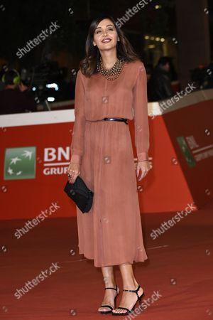 Stock Picture of Annalisa De Simone