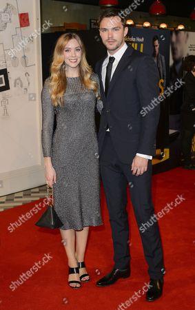 Rosanna Hoult and Nicholas Hoult
