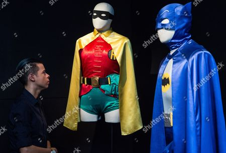 A man admires the u0027Batman and Robinu0027 costumes from u0027Only Fools and Horses ...  sc 1 st  Shutterstock & Fools Stock Pictures Editorial Images and Stock Photos | Shutterstock