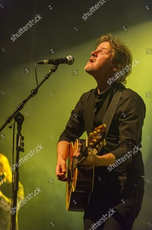 Editorial image of Tom McRae in concert at the AB in Brussels, Belgium - 13 Jan 2014