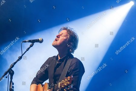 Editorial photo of Tom McRae in concert at the AB in Brussels, Belgium - 13 Jan 2014