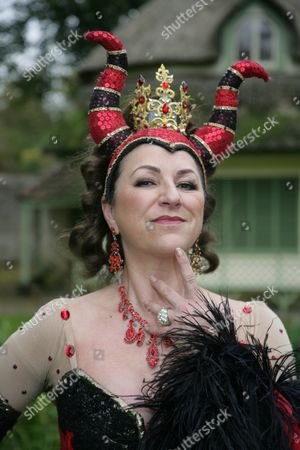 Kim Ismay as the Wicked Queen