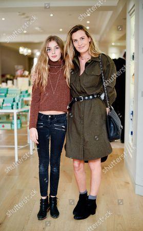 Freya Air Aspinall and Tansy Aspinall