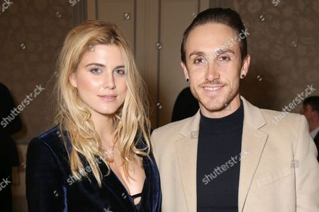 Ashley James and Kye Sones