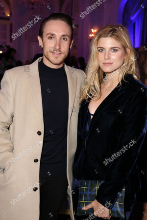 Kye Sones and Ashley James